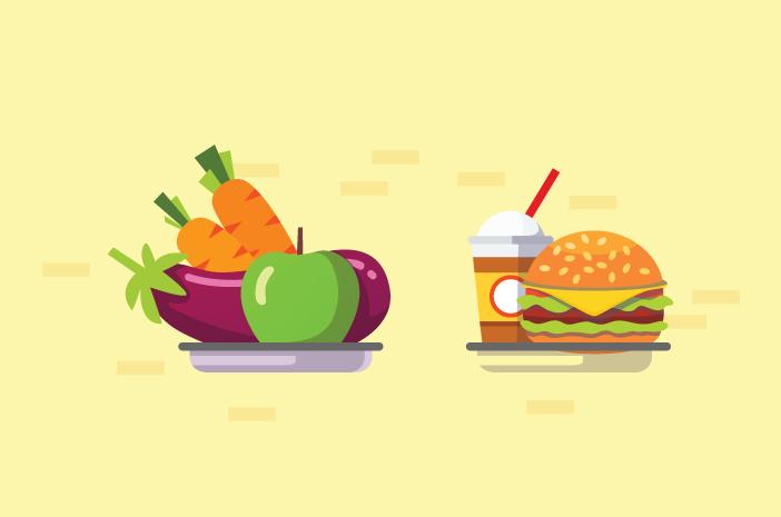 6 Makanan yang Harus Dihindari Pengidap Gagal Ginjal