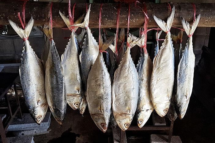 Kenali Manfaat Ikan Asin untuk Kesehatan