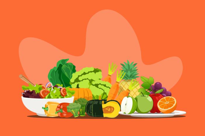 5 Makanan Sehat untuk Pengidap Kolesterol Tinggi