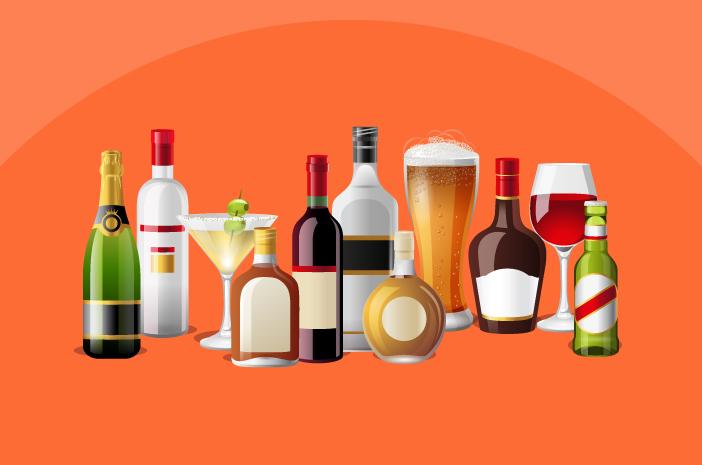 Waspada, Minuman Keras Dapat Merusak Kesehatan Liver