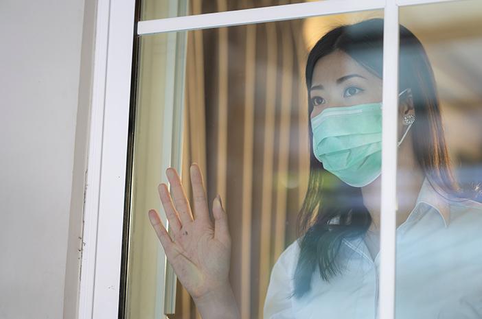 Perawatan Infeksi COVID-19 Berdasarkan Tingkat Gejalanya