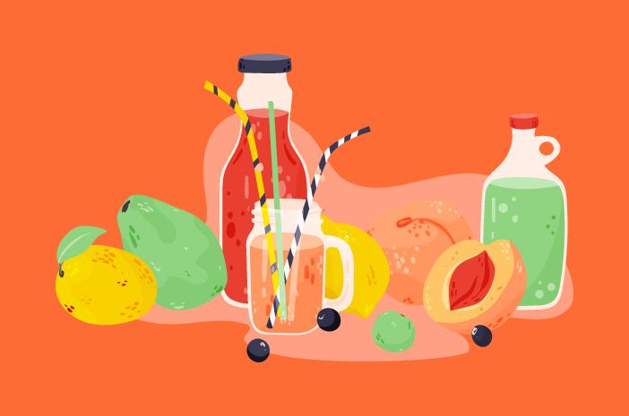 Benarkah Minum Smoothies Membantu Menurunkan Berat Badan?