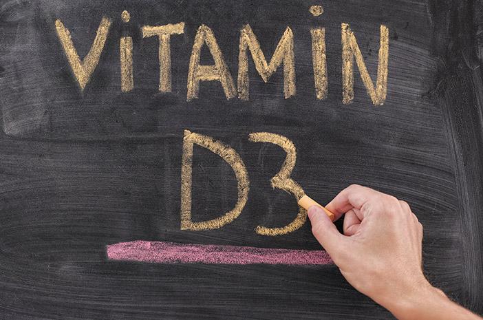 Pentingnya Vitamin D3 bagi Pasien COVID-19