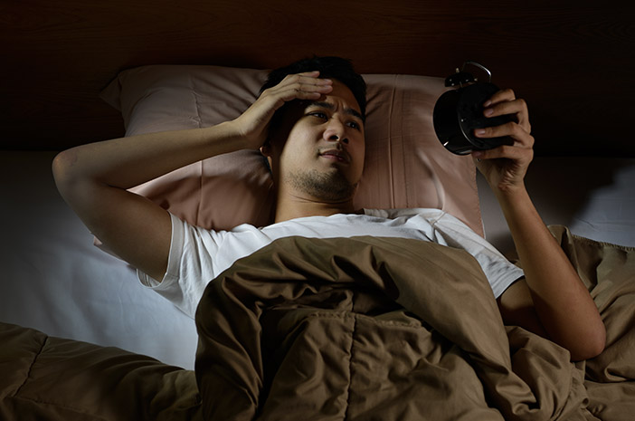 Perlu Tahu, Ini Cara Mengatasi Insomnia