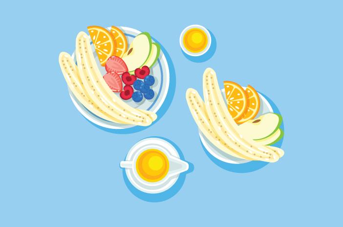 Inilah Diet yang Cocok Dilakukan Pengidap Maag