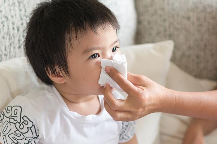 Apa yang Menyebabkan Bayi Mengalami Hidung Tersumbat?
