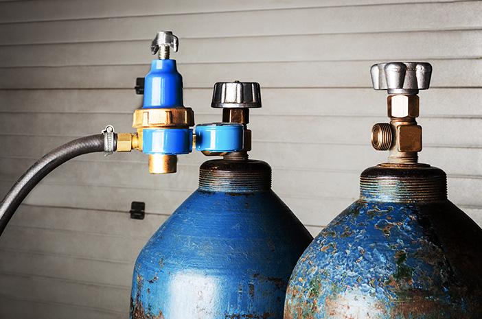 Ketahui Cara Penyimpanan Tabung Oksigen di Rumah