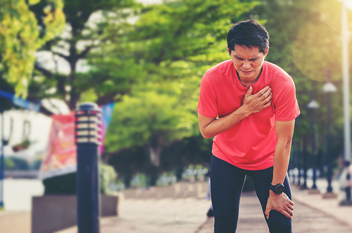 Apa yang Memicu Serangan Jantung saat Berolahraga?