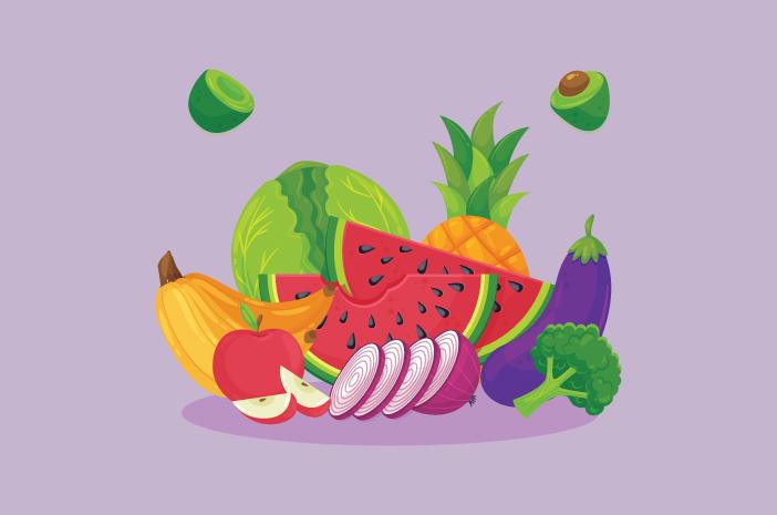 Inilah Makanan Sehat dengan Kandungan Elektrolit Tinggi