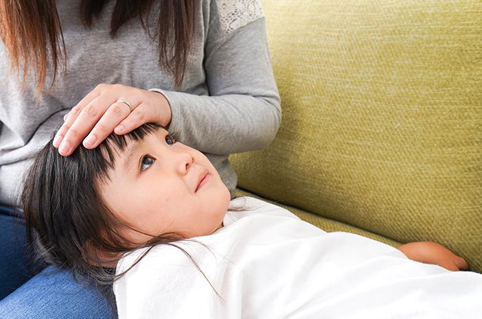 Ibu, Kenali Gejala Awal Anak Mengalami Anemia