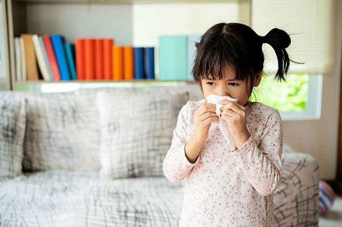 Anak Alami Sinusitis, Kapan Harus Periksa ke Dokter?