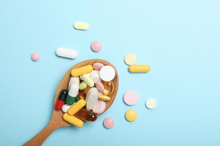 Hentikan Konsumsi Obat