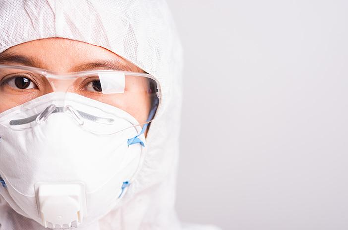Cara Kerja Masker N95 untuk Mencegah COVID-19