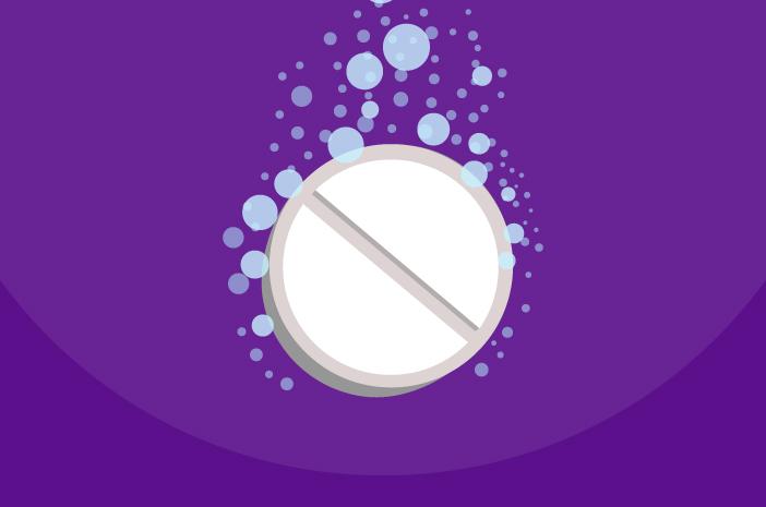Ini Kegunaan Aspirin pada Penanganan Awal Stroke Iskemik