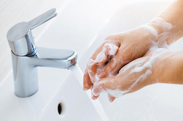 Rajin Mencuci Tangan Dapat Mencegah Sinusitis Kambuh