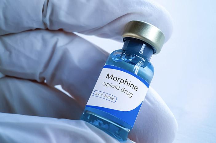 Perhatikan Ini Sebelum Menggunakan Morfin dari Resep Dokter