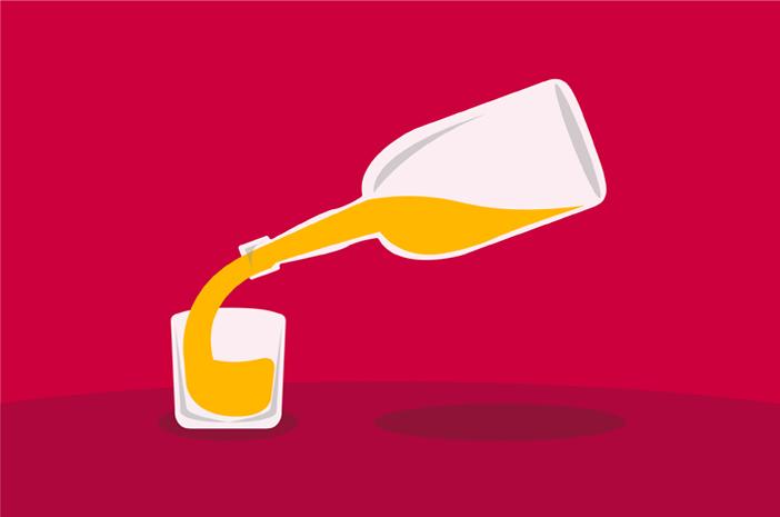 Waspada, Ini 6 Efek Samping Liquor bagi Kesehatan Tubuh