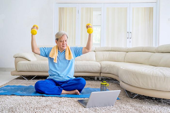 Berikut Ini Pola Hidup Sehat untuk Mencegah Alzheimer