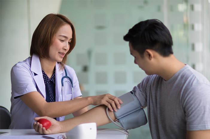 Ini Kaitan Hipertensi dengan Diabetes, Penyakit Ginjal, dan Stroke