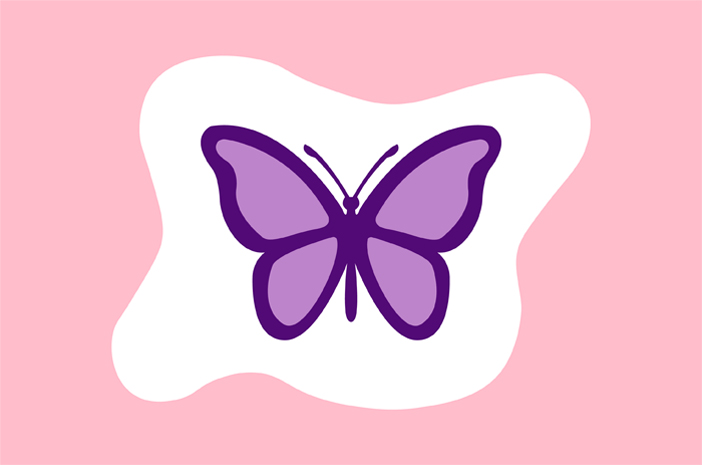 Fobia pada Kupu-Kupu, Ini 6 Fakta Lepidopterophobia