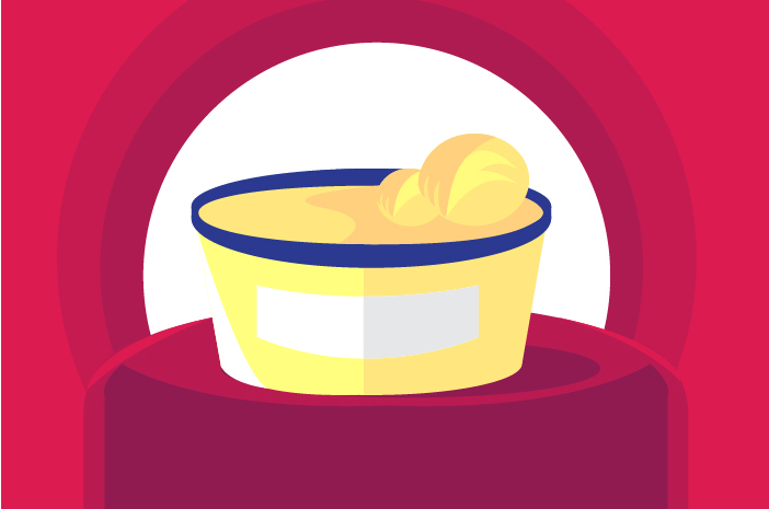 Pahami Efek Samping Konsumsi Margarin Terlalu Banyak