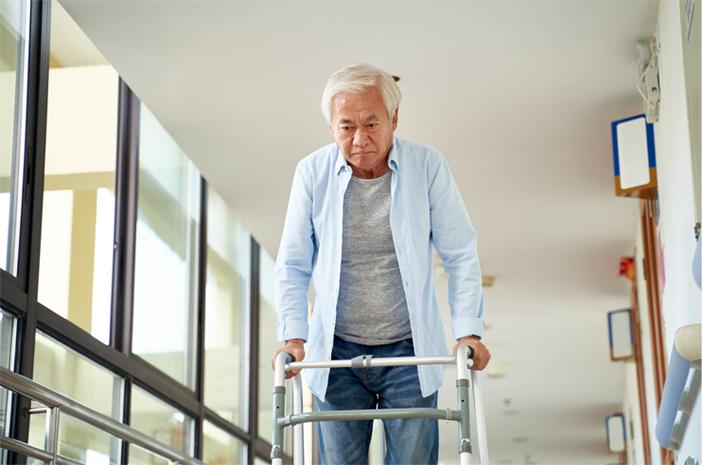 Ketahui Pola Hidup Sehat untuk Pengidap Parkinson