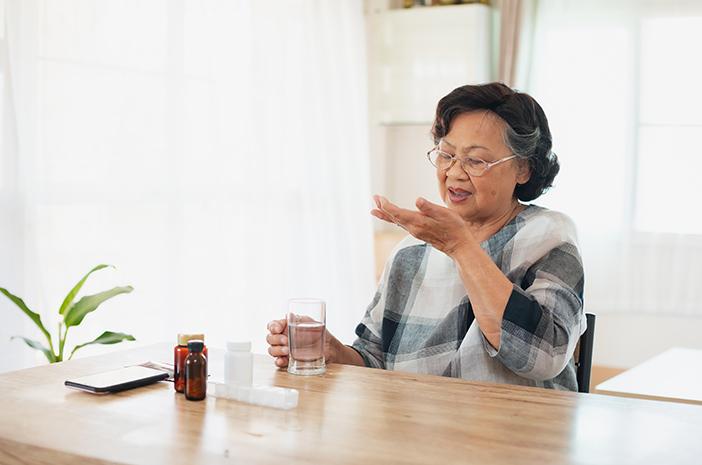 Pengidap Diabetes, Hipertensi, dan Jantung Harus Patuh Konsumsi Obat