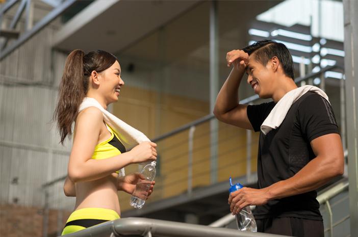 Benarkah Berbahaya Mandi saat Berkeringat setelah Berolahraga?
