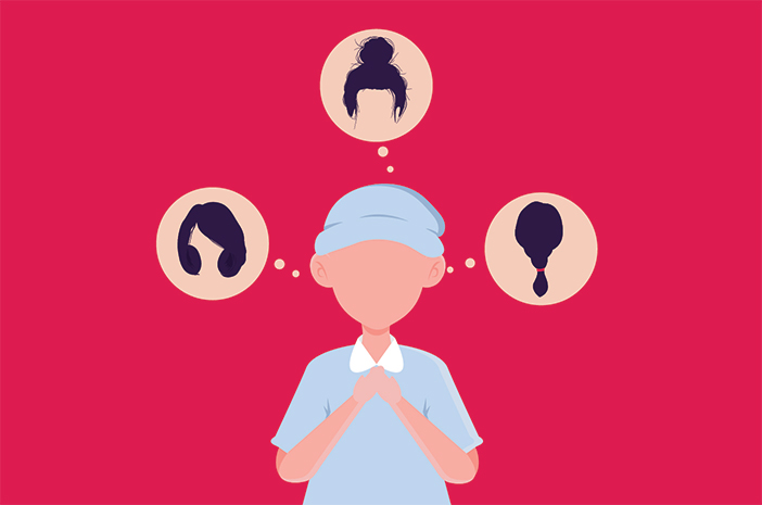 Ini 5 Cara Mengatasi Efek Samping Kemoterapi