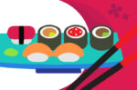 Mudah dan Praktis, Begini Cara Membuat Sushi di Rumah
