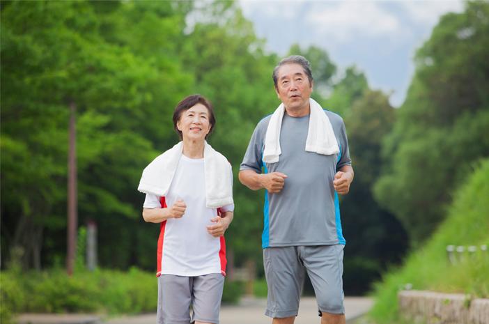 4 Pola Hidup Sehat agar Jantung Tetap Sehat di Masa Lansia