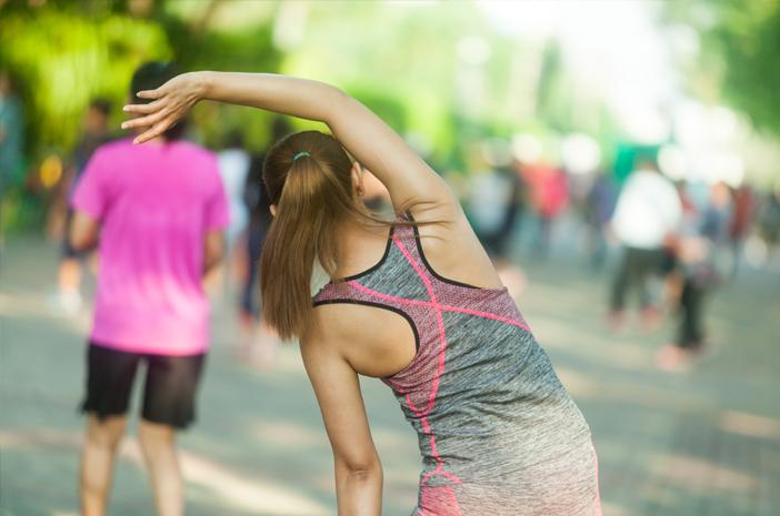 3 Latihan untuk Mendapat Kebugaran Paru-Paru dan Jantung